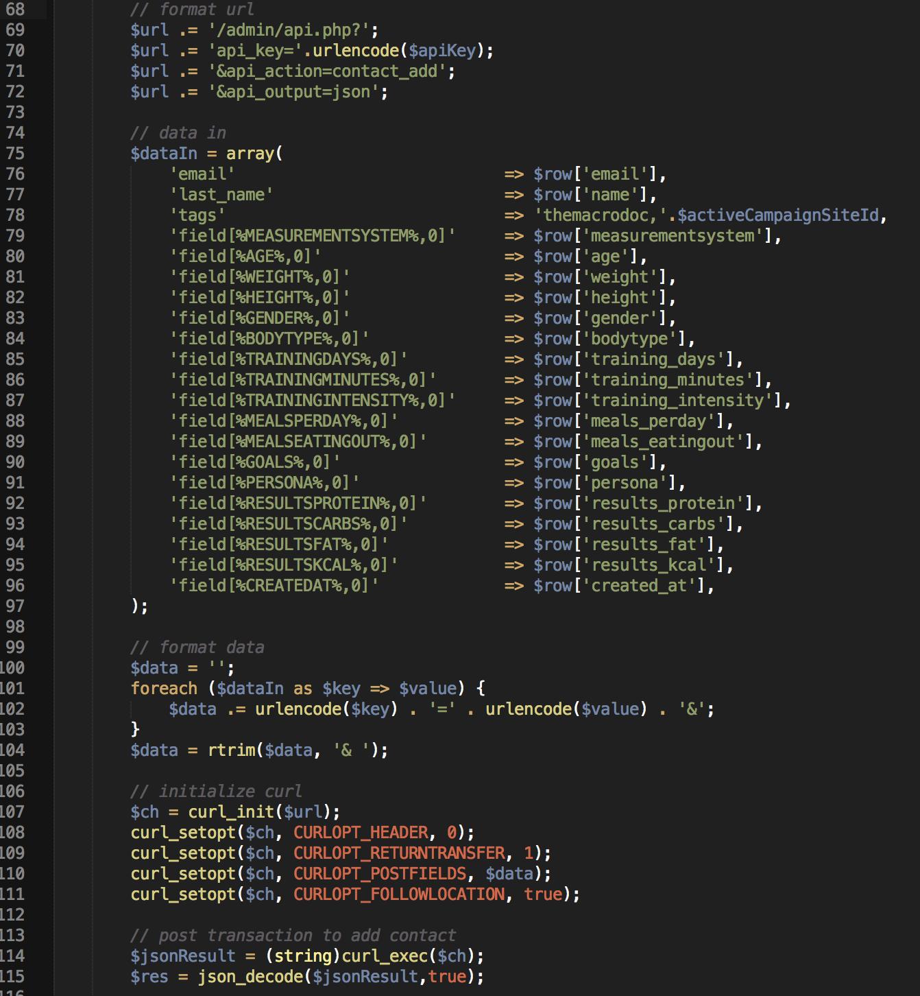 Adding custom fields via API, value always empty - Developers